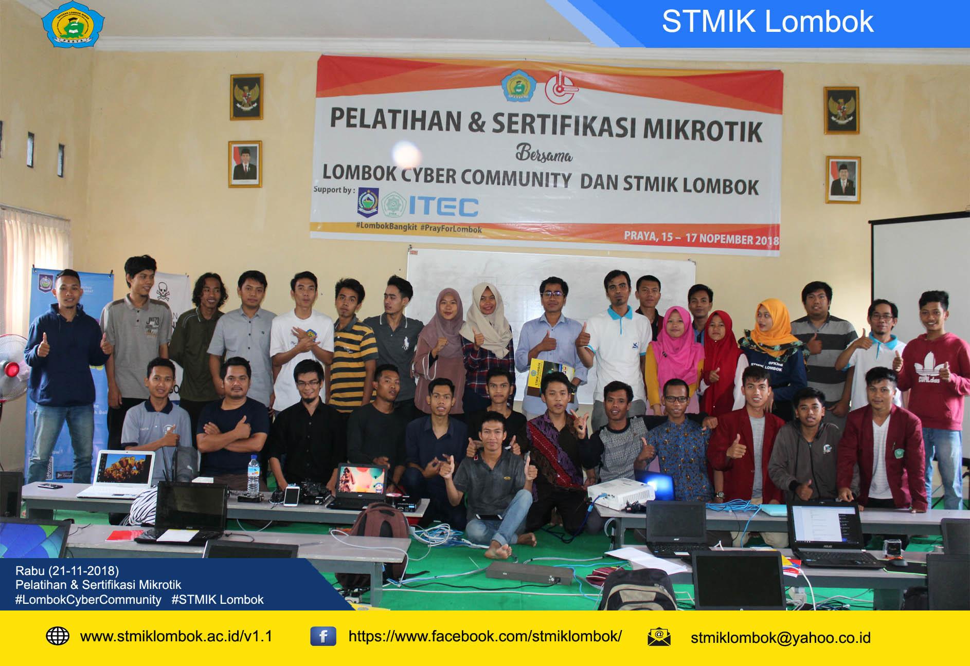STMIK Lombok